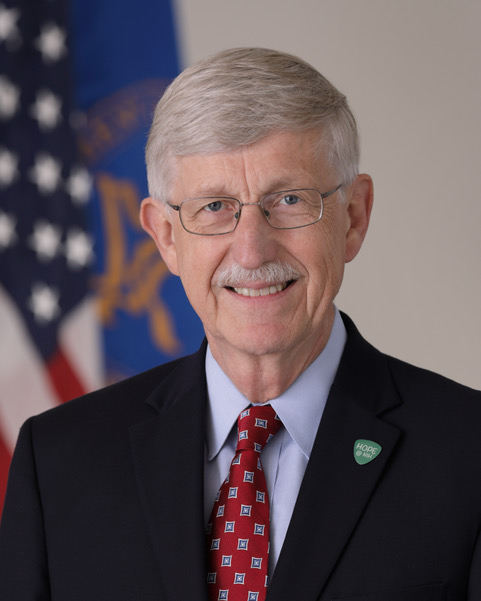 ARCS MWC Recognizes NIH Director Dr. Francis Collins as 2021 Eagle Award Recipient